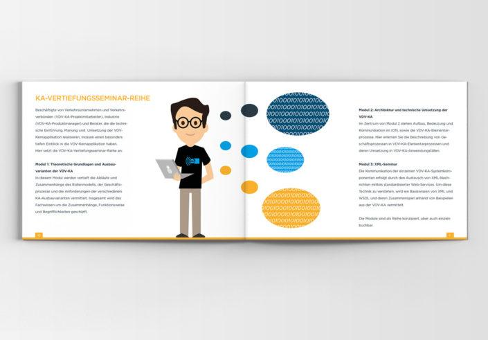 Brochure / Illustration